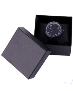 Customize Cheap Square Cardboard Watch Box