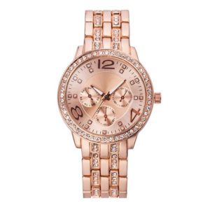 37mm Fashion Ladies Chronograph Watch