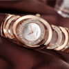 Custom Fashion Ladies' Luxury Jewelry Gold Watch (10)
