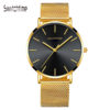 Drop Ship SWATCHTIME Relogio Japan Movement Casual Minimalist Unisex Watch Fashion Quartz Wristwatch (3)