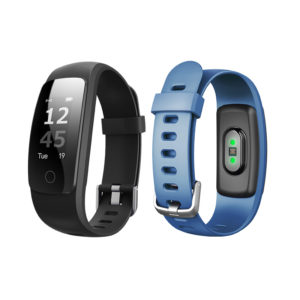 ID107 Plus HR smart bracelet sports wristband fitness tracker for iphone waterproof smartband bluetooth