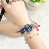 Wholesale Custom Jewelry Fashion Lady Quartz Gift Wrist Watches (1)