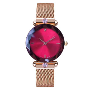 Custom Quality Luxurious Lady Watch
