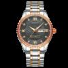 Custom LOGO Classic Men's Luxury Diamond Watch (2)
