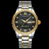 Custom LOGO Classic Men's Luxury Diamond Watch (3)