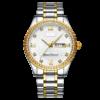 Custom LOGO Classic Men's Luxury Diamond Watch (4)