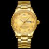 Custom LOGO Classic Men's Luxury Diamond Watch (5)