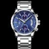 Custom LOGO Mens Casual Chrono Watches (2)