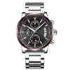Custom LOGO Mens Casual Chrono Watches (4)