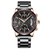 Custom LOGO Mens Casual Chrono Watches (7)