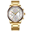 Custom LOGO Mens Casual Chrono Watches (8)