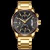 Custom LOGO Mens Casual Chrono Watches (9)