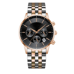 Custom LOGO Mens Fashion Luxury Chronograph Watches